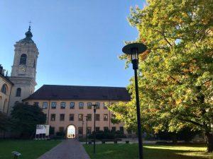 Schlossbau der PH Weingarten