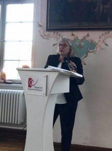 PH Rektorin Karin Schweizer